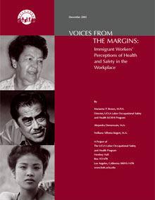 Voices from the Margins publication